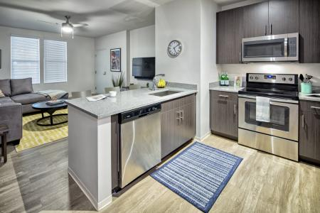 Luxurious Kitchen | Student Apartments In Oxford Ms | Uncommon Oxford