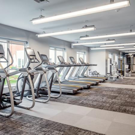 State-of-the-Art Fitness Center | Apartment In Auburn | Evolve Auburn 3