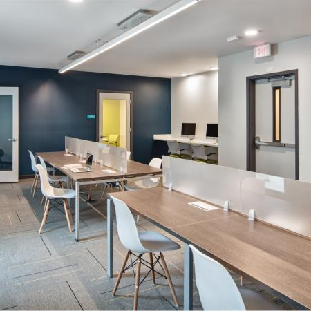 Business Center | Apartments In Auburn Al | Evolve Auburn