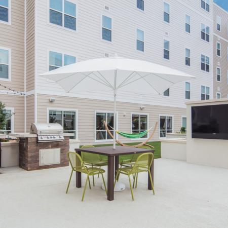 Resort Style Pool 3 | Auburn Apartments | Evolve Auburn 3