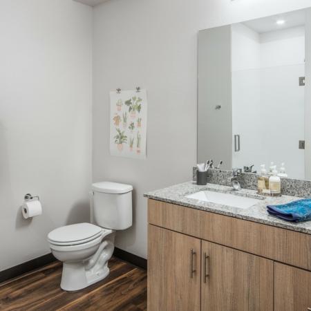 Spacious Bathroom | Apartments For Rent In Reno Nv | Identity Reno