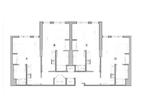 Studio Quad Penthouse