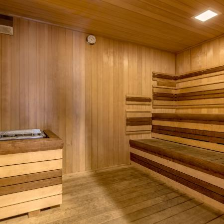 sauna, amenity, apartments in Champaign, luxury