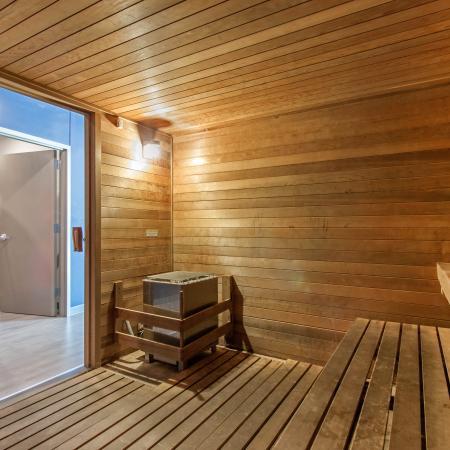 sauna, amenity, apartments in Lincoln
