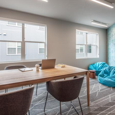 group study spaces, WSU apartments, pullman housing