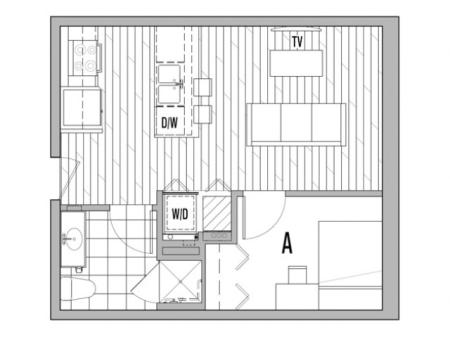 1x1 A Terrace
