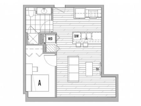 1x1 B Terrace