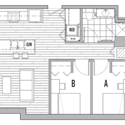 2x1 B Terrace