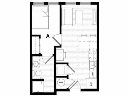1x1 Terrace A2