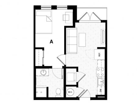 1x1 Terrace A1-C