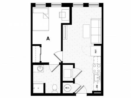 1x1 Terrace A1-B
