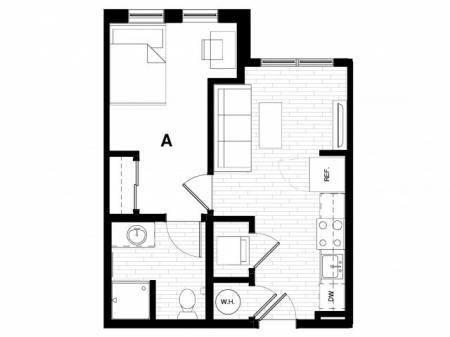 1x1 Terrace A1