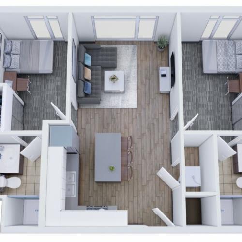2x2 Terrace