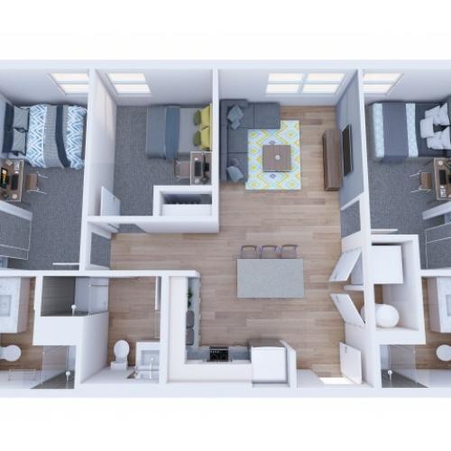 3x3 Terrace Master