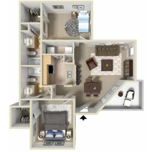 Briar Club Apartments