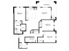 C1 Floor Plan | The Enclave at Mira Lagos  | Apartments Grand Prairie TX