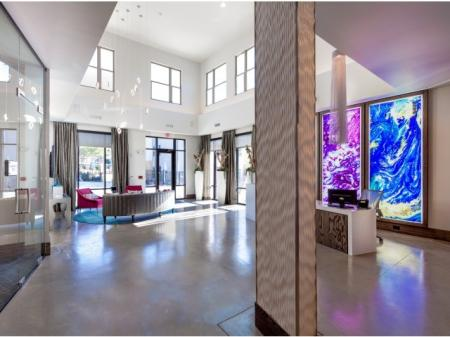 Modern Dallas Apartments | Beautiful interiors of LBJ Station Ltd Apartments in Dallas TX.