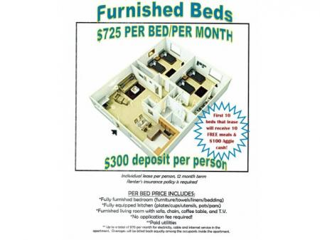Bed Lease
