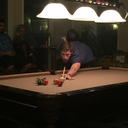 Billiards | Davis Apartments | University Court