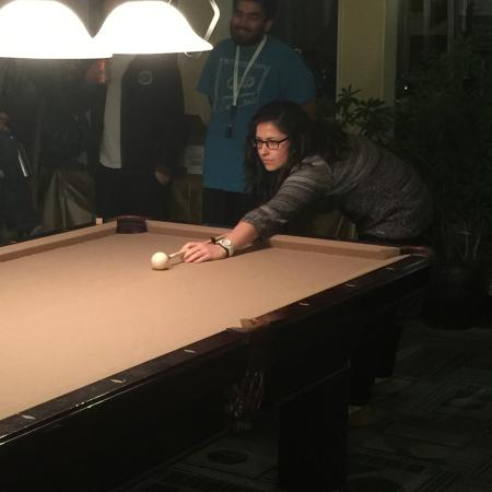 Billiards Tournament | Davis Apartments | University Court