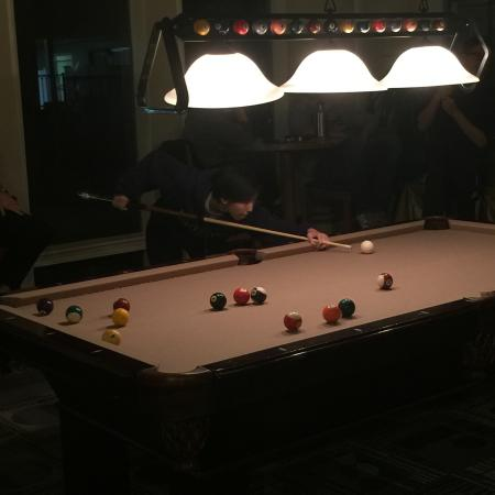 Billiards | Apartments in Davis | University Court