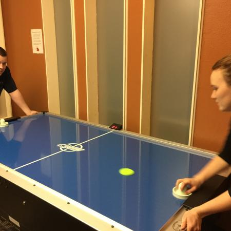 Air Hockey | Apartments in Davis | University Court