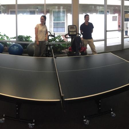 Table Tennis Tournament | University Court