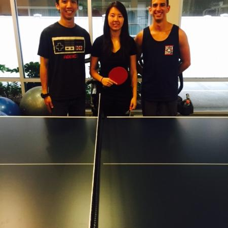 Table Tennis Tournament Winners | Apartments in Davis | University Court