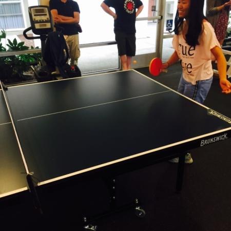 Ping Pong Tournament   University Court