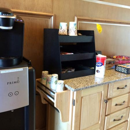 Resident Coffee Bar | University Court