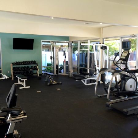 State-of-the-Art Fitness Center | University Court