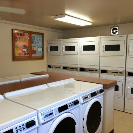 In-home Laundry  University Court