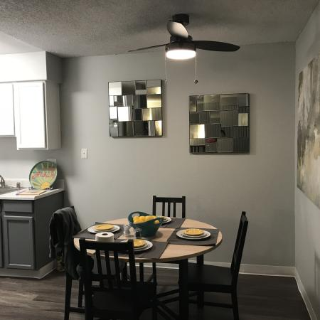Luxurious Dining Room   1 Bedroom Apartments Sacramento Ca   The Confluence