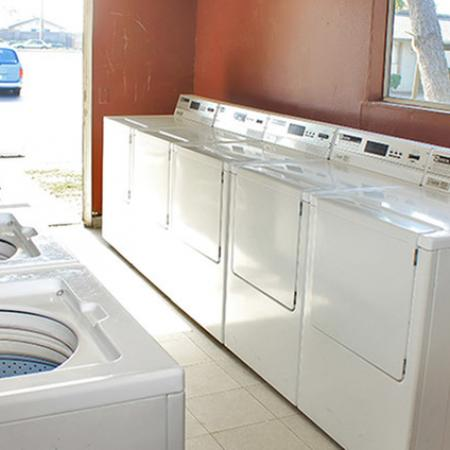 Resident Laundry Room | Apartments In Fresno Ca | The Enclave
