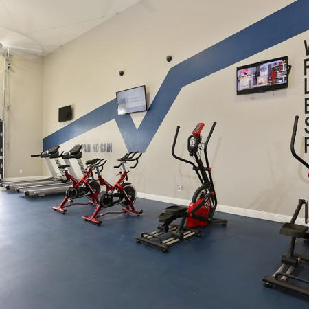 Cutting Edge Fitness Center | Apartments In Fresno Ca | The Enclave