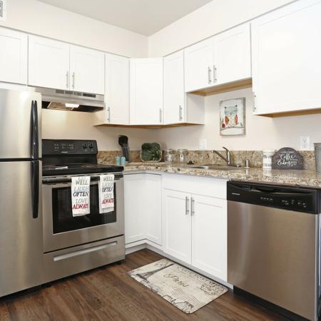 Elegant Kitchen | Sacramento Apartments | Villa Regia