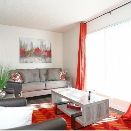 Elegant Living Room | Sacramento Rentals | Villa Regia