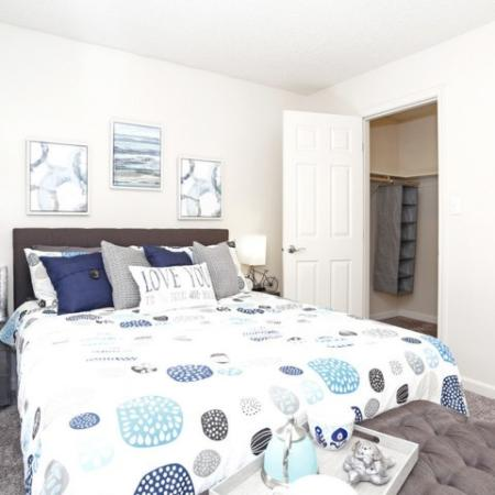 Spacious Master Bathroom | 1 Bedroom Apartments Sacramento Ca | Villa Regia