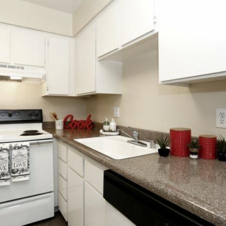 Spacious Kitchen | Sacramento Rentals | Villa Regia