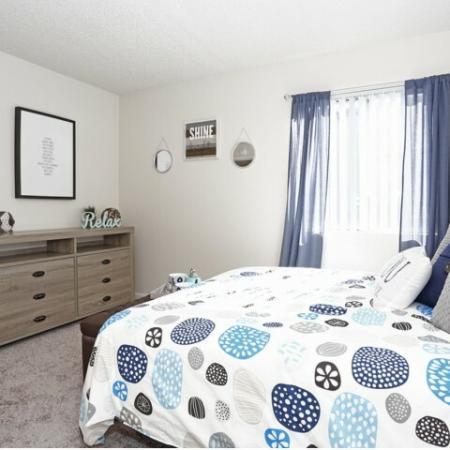 Vast Bedroom | Sacramento Rentals | Villa Regia