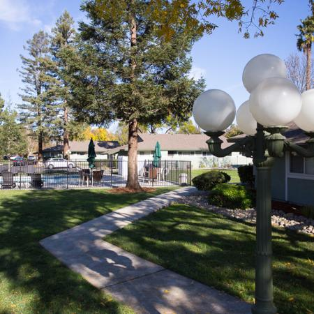 Davis CA Apartment Homes | Cottages on 5th