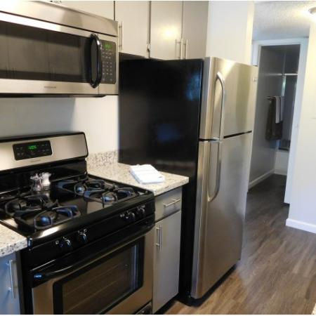 State-of-the-Art Kitchen | Sacramento State Apartments | University Village