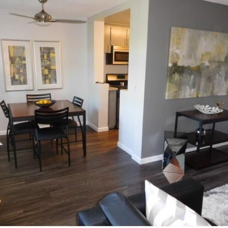 Luxurious Living Room | Apartments Near Sacramento State | University Village