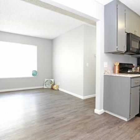 Elegant Living Area | Apartments Near Sacramento State University | University Village