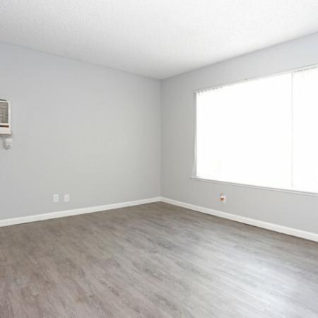 Spacious Living Area | Sacramento State Apartments | University Village