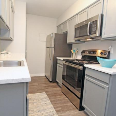 State-of-the-Art Kitchen   Sacramento One Bedroom Apartments   The Confluence