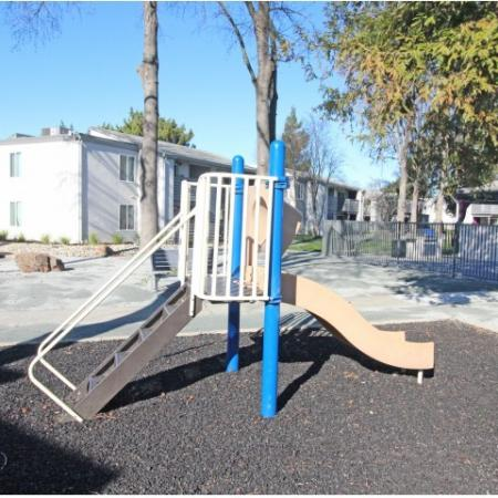Community Children's Playground | 1 Bedroom Apartments Sacramento Ca | The Confluence