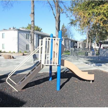 Community Children's Playground   1 Bedroom Apartments Sacramento Ca   The Confluence