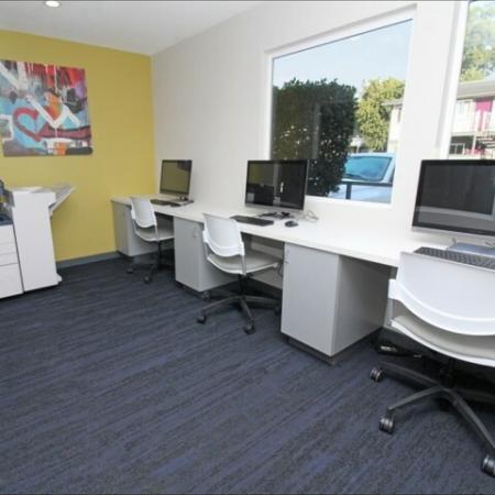 Resident Business Center | Apartments Near Sacramento State University | University Village