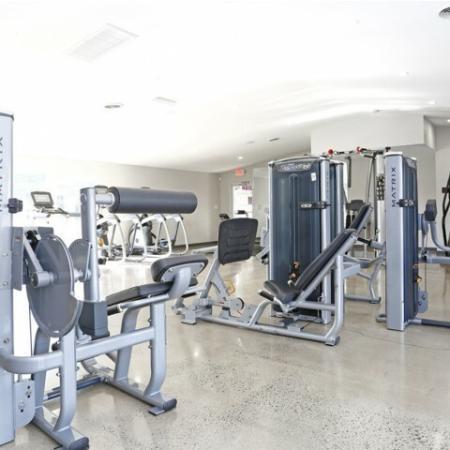 Community Fitness Center   Sacramento State Apartments   University Village